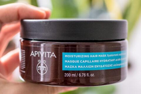 хидратираща маска за коса Apivita