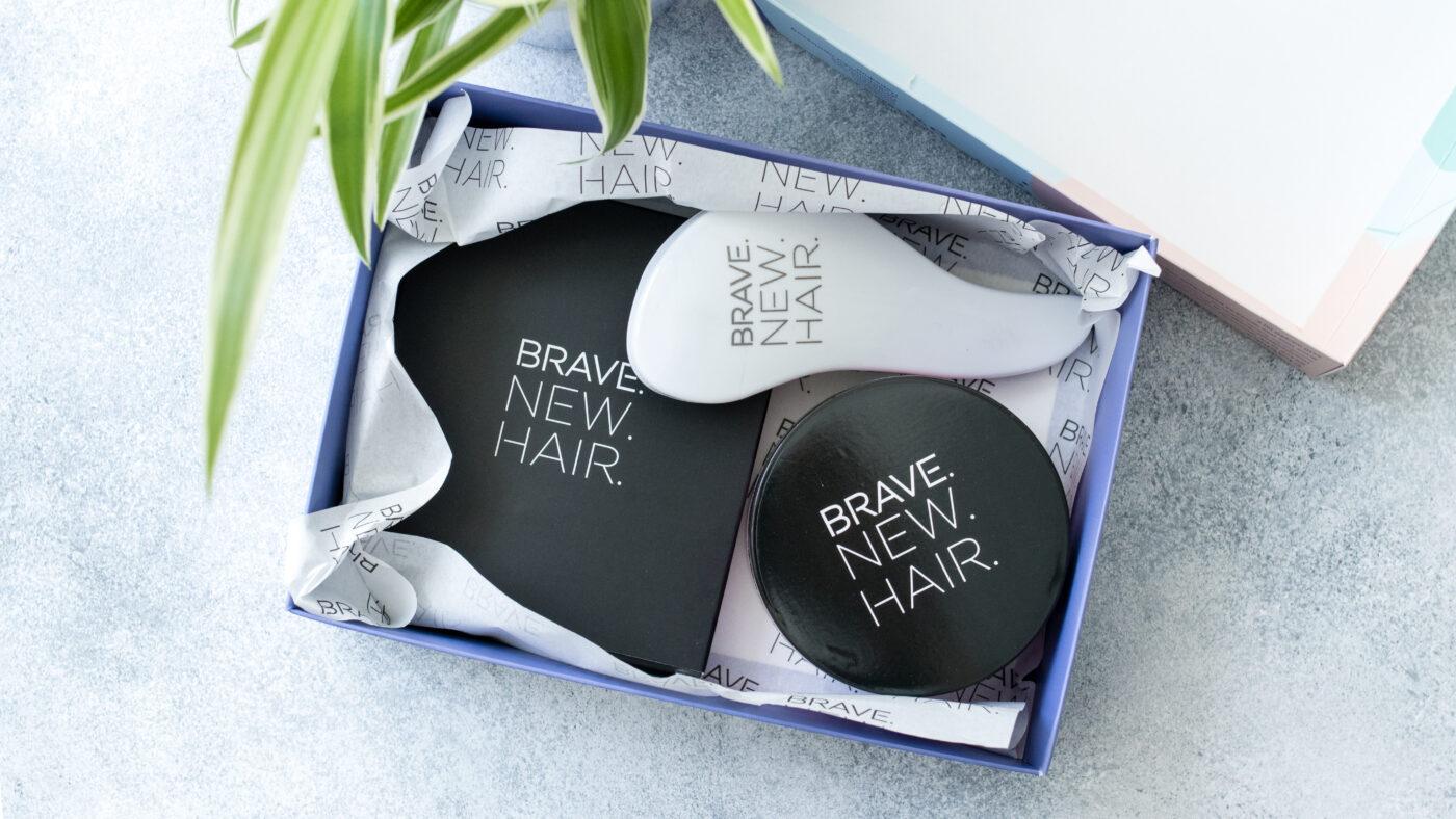 бонбонена терапия за коса
